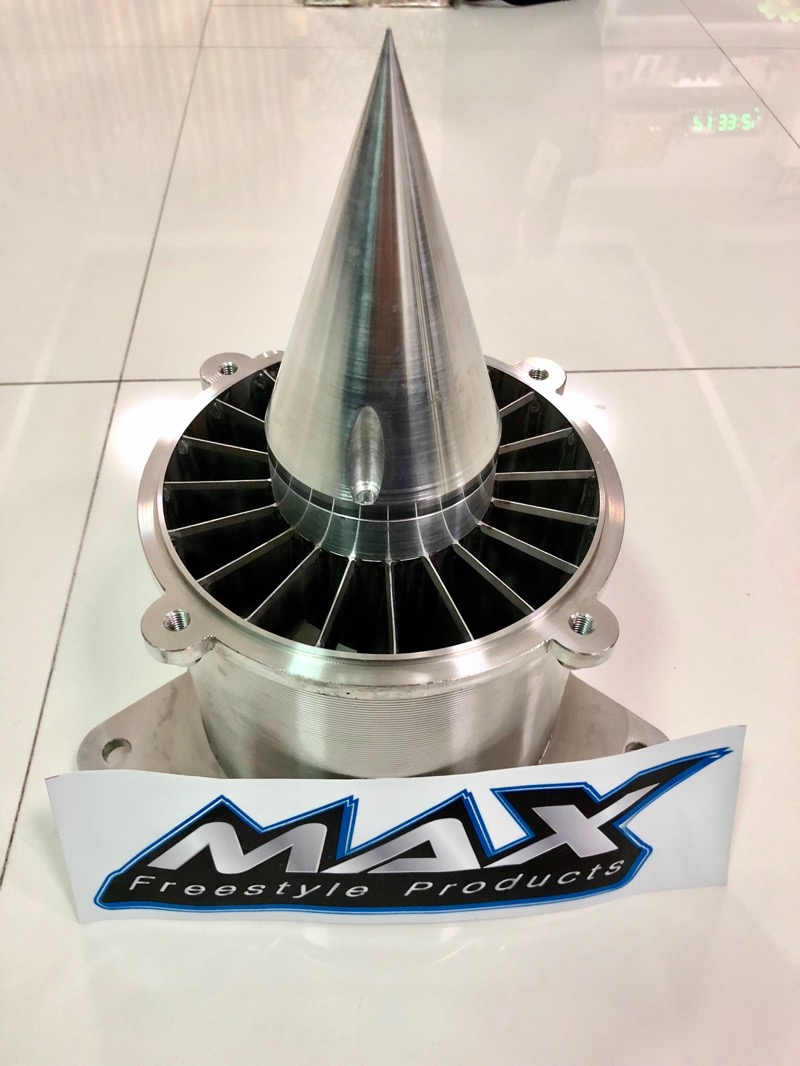 Maxx pump for Seadoo RXP-X